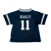 Dallas Cowboys Infant Cole Beasley Nike Navy Game Replica Jersey
