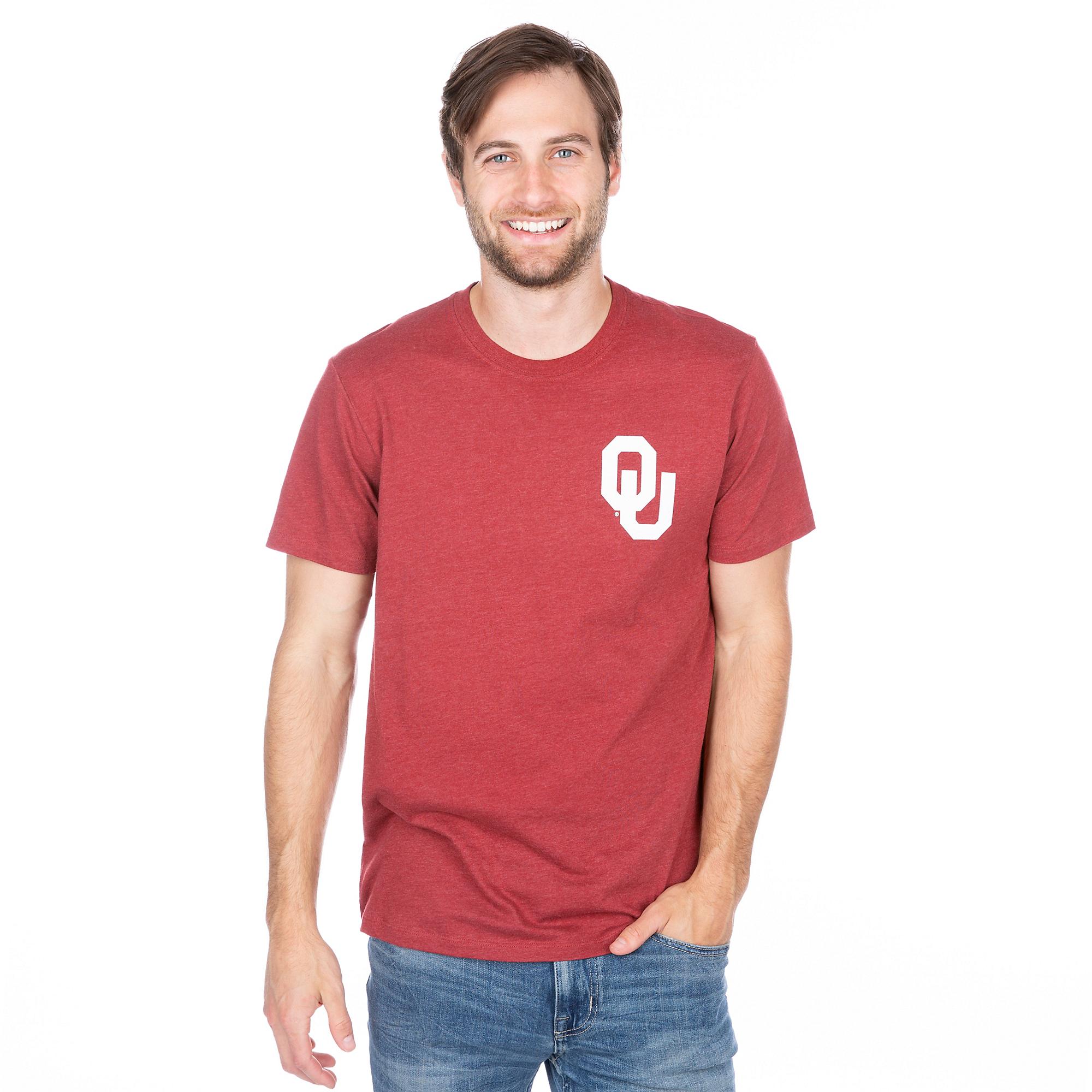 Oklahoma Sooners 47 Backer Club Tee
