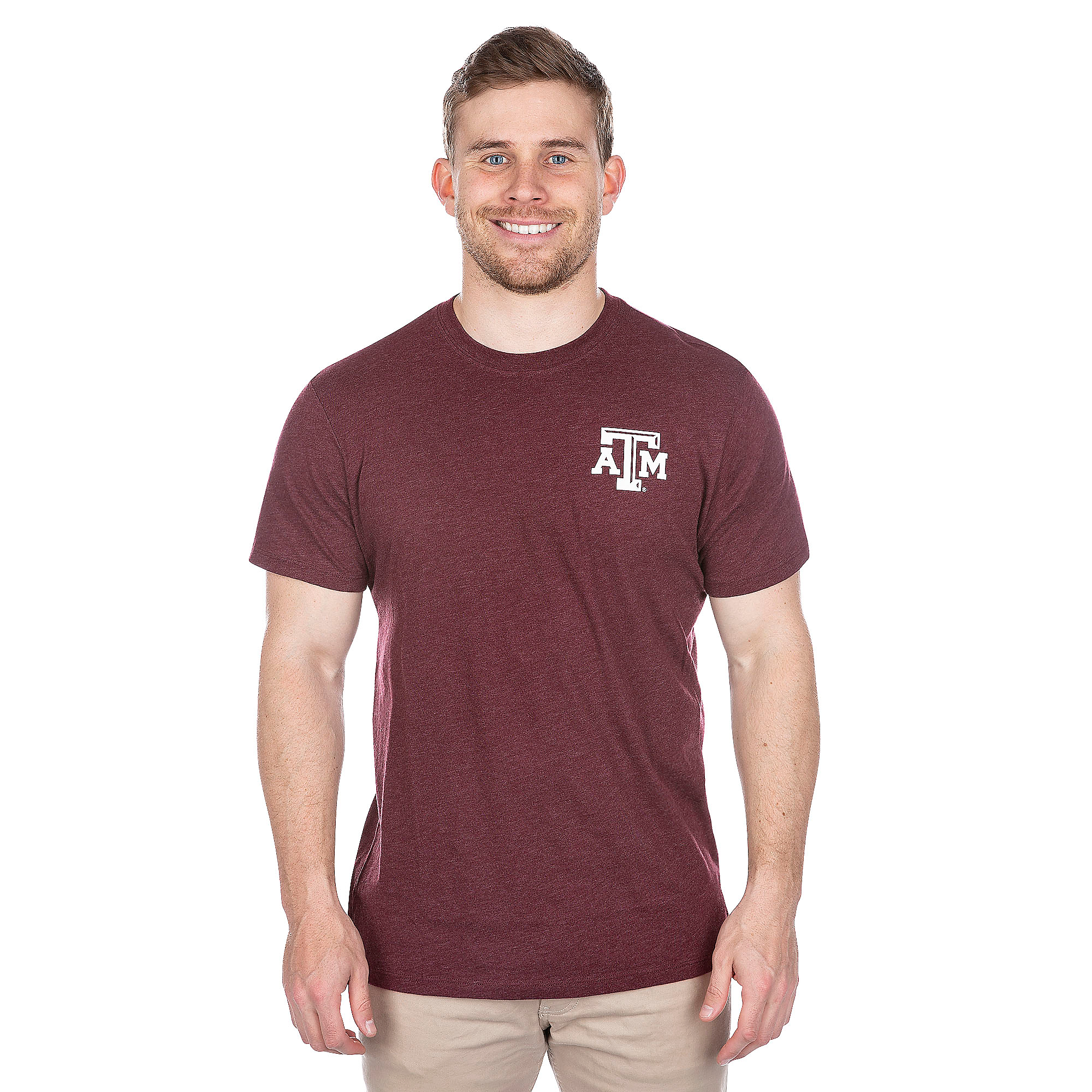 Texas A&M Aggies 47 Backer Club Tee