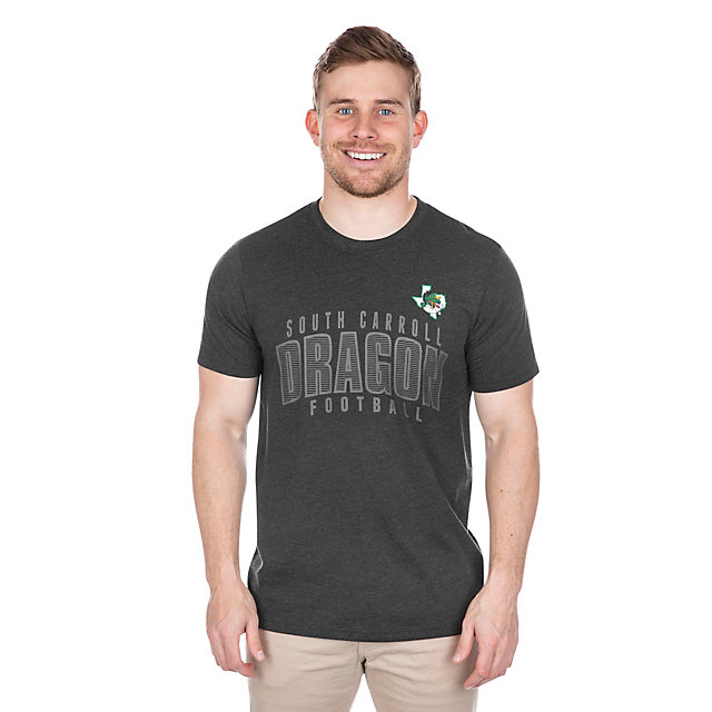 Southlake Carroll Dragons 47 Club Tee