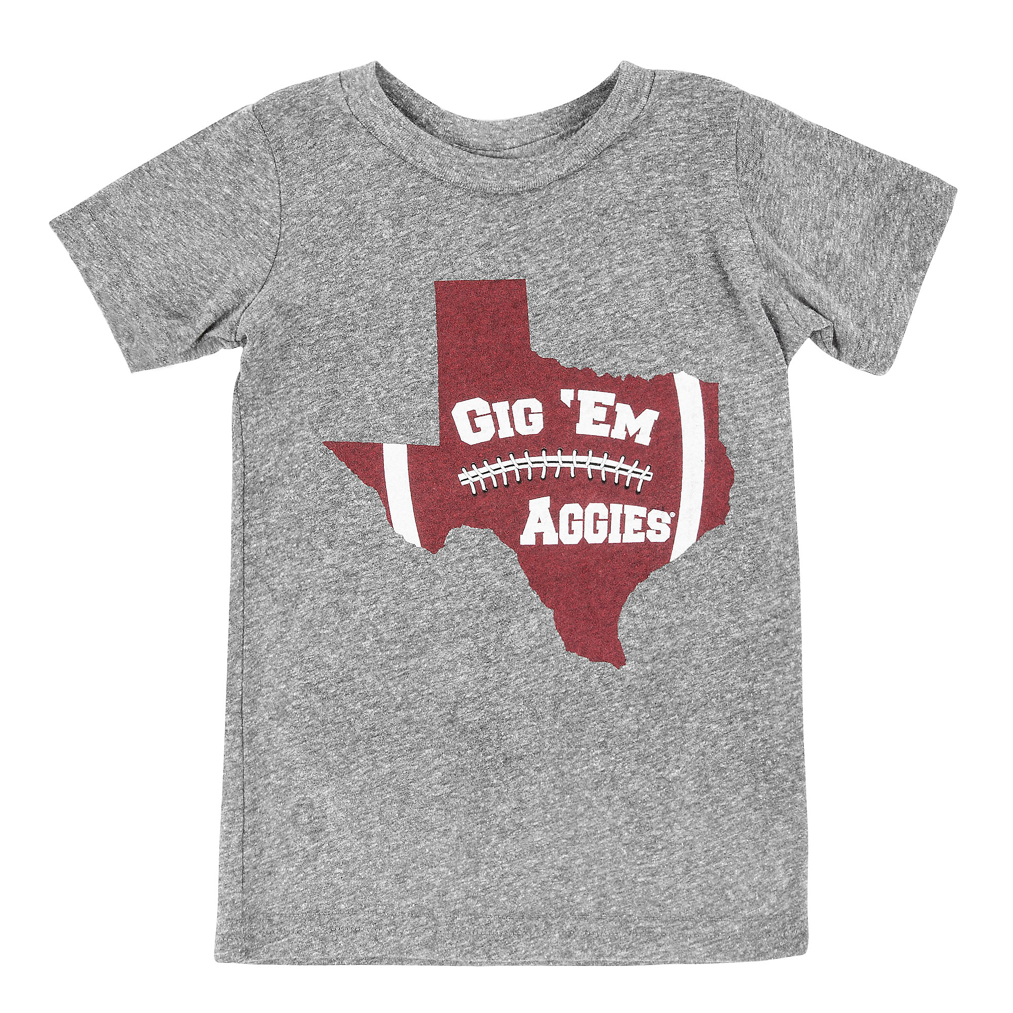 Texas A&M Aggies Toddler Gig Em Tee