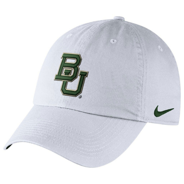 Baylor Bears Nike Heritage 86 Authentic Cap