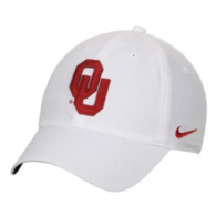 Oklahoma Sooners Nike Heritage 86 Authentic Cap