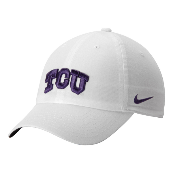 TCU Horned Frogs Nike Heritage 86 Authentic Cap