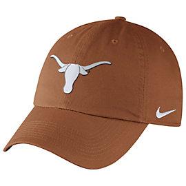 Texas Longhorns Nike Heritage 86 Dark Orange Authentic Cap