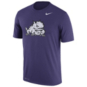 TCU Horned Frogs Nike Dri-FIT Legend Short Sleeve Tee