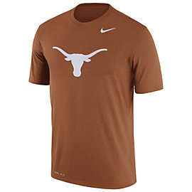 Texas Longhorns Nike Legend Short Sleeve Logo Tee