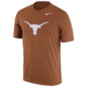 Texas Longhorns Nike Legend Short Sleeve Logo Tee