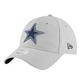 Dallas Cowboys New Era Womens Training 9Twenty Cap