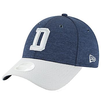 Dallas Cowboys New Era Womens Sideline Home 9Forty Cap 008a7b0d3e9b