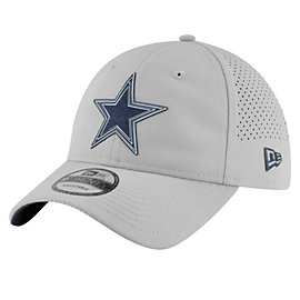 Dallas Cowboys New Era Youth Training 9Twenty Cap