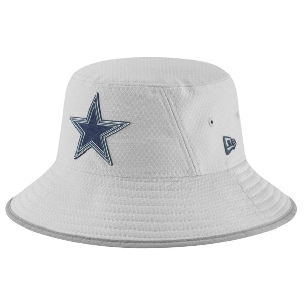 Dallas Cowboys New Era Youth Training Bucket Hat