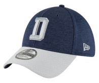 Dallas Cowboys New Era Youth Sideline Home 39Thirty Cap