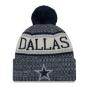 Dallas Cowboys New Era Youth Sport Knit Hat