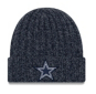 Dallas Cowboys New Era Youth Marled Team Knit Hat