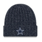 Dallas Cowboys New Era Youth Marled Team Knit Hat