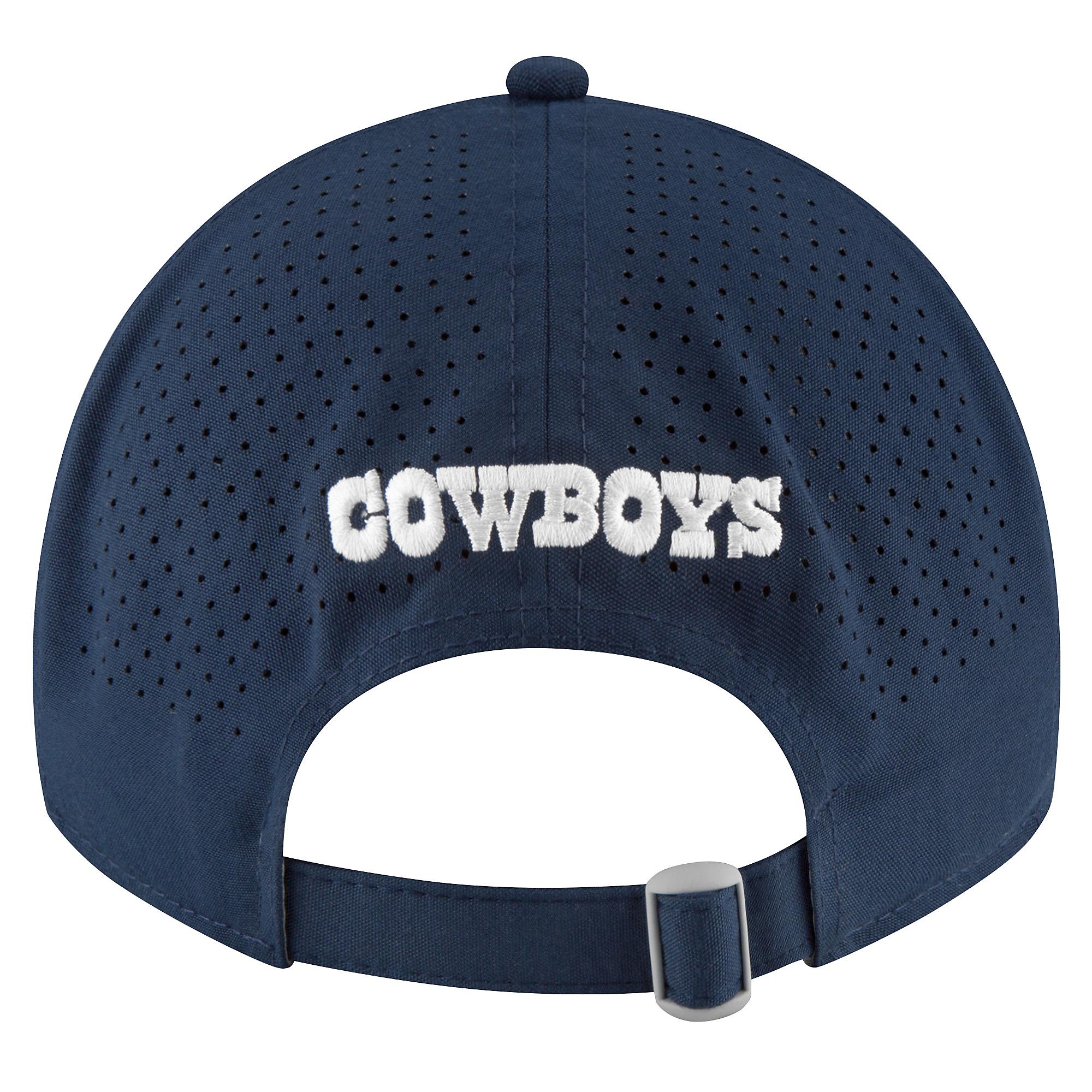 hot sale online df615 10312 Dallas Cowboys New Era Youth Fashion Training 9Twenty Cap ...