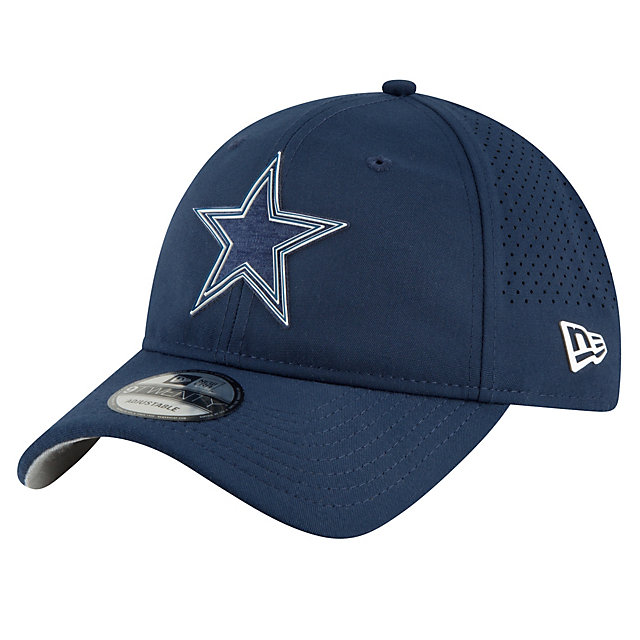 Dallas Cowboys New Era Youth Fashion Training 9Twenty Cap