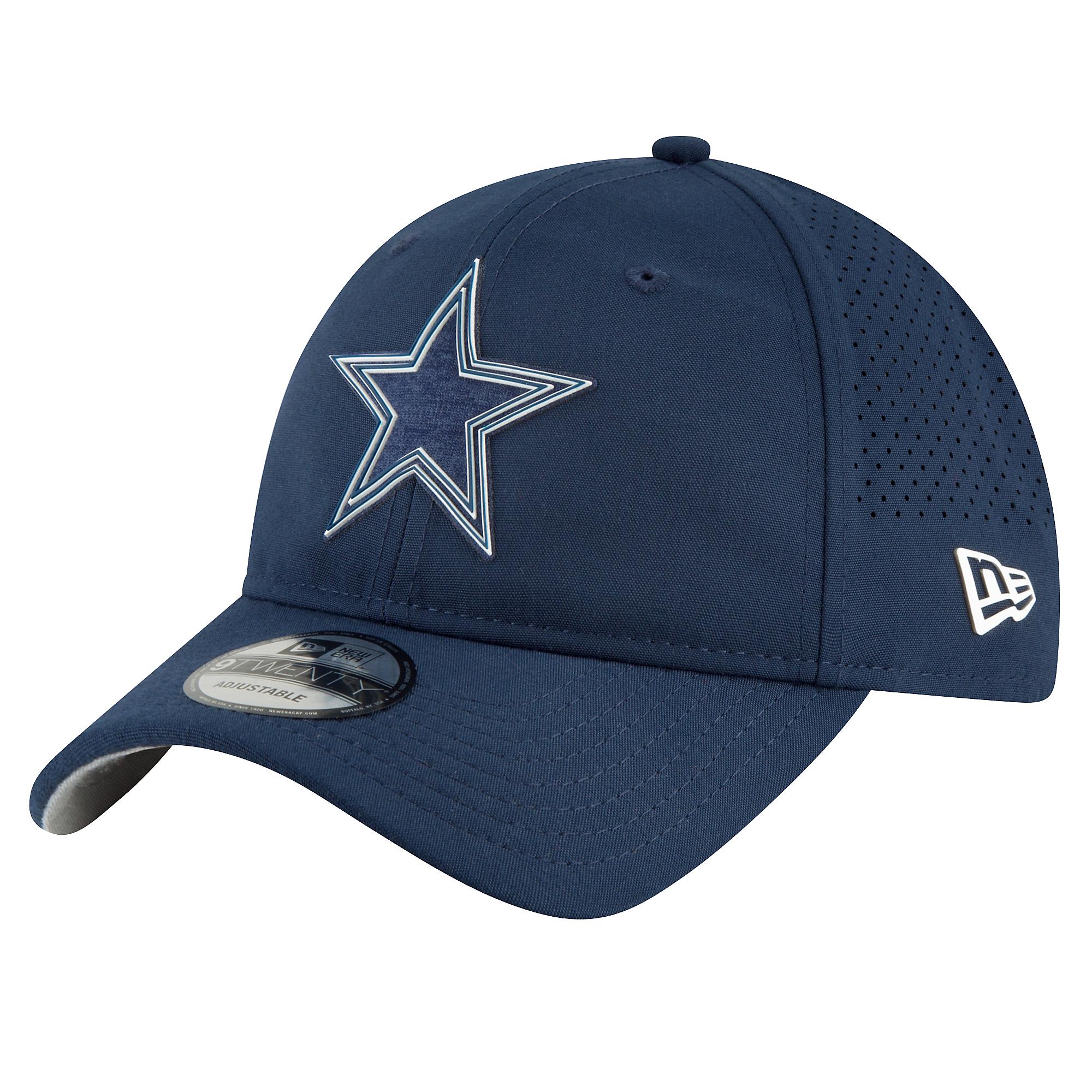 Dallas Cowboys New Era Youth Fashion Training 9Twenty Cap