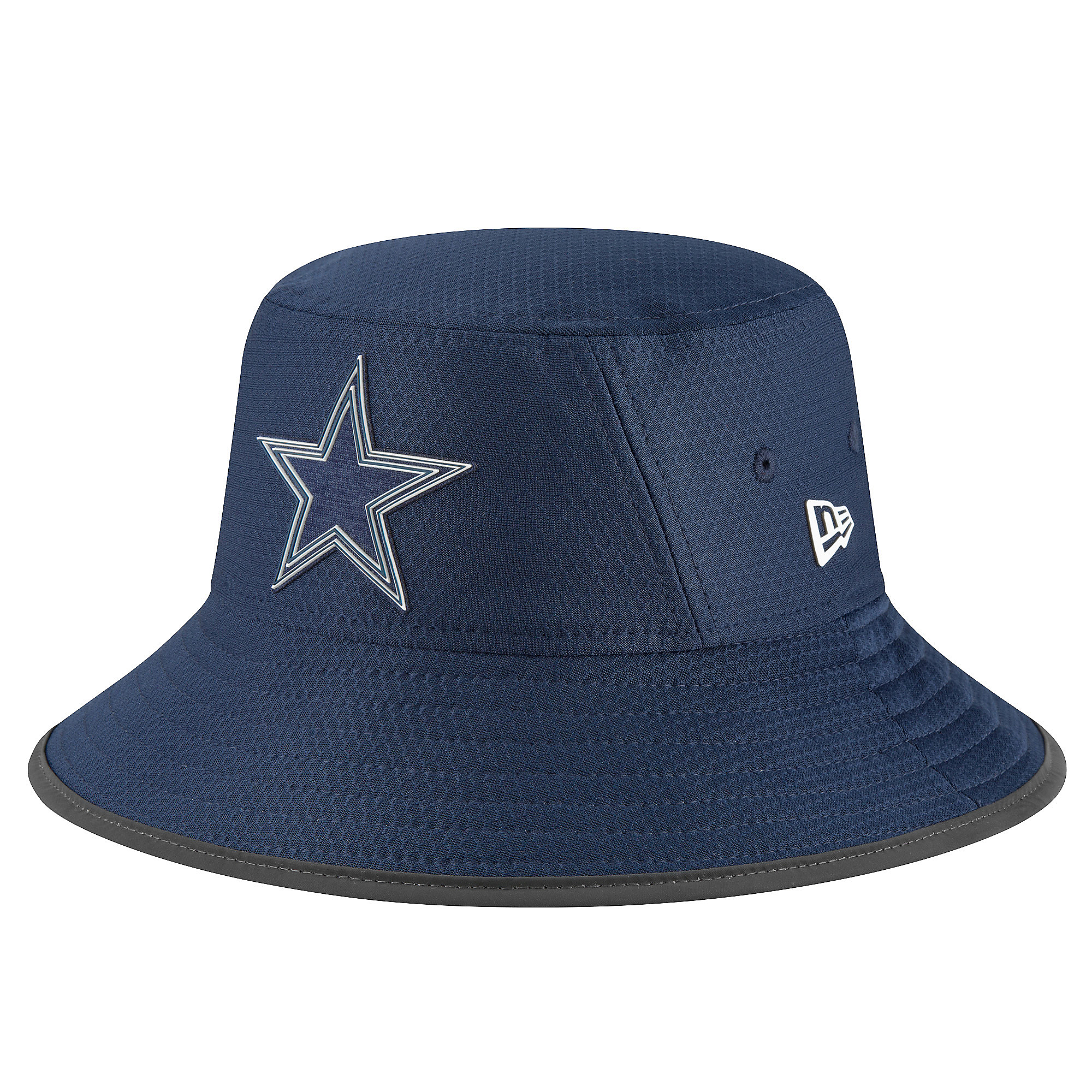 Dallas Cowboys New Era Youth Fashion Training Bucket Hat