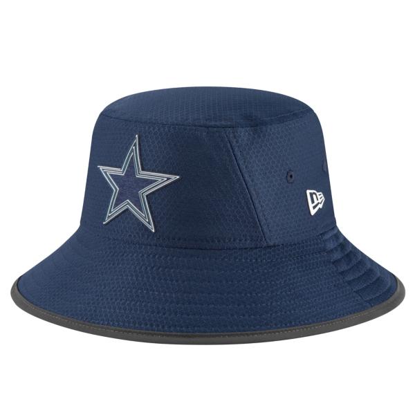 Dallas Cowboys New Era Youth Fashion Training Bucket Hat