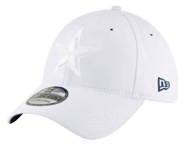 Dallas Cowboys New Era Youth Fashion Sideline Home Color Rush 39Thirty Cap