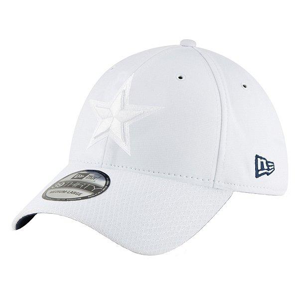 Dallas Cowboys New Era Youth Fashion Sideline Home Color Rush 39Thirty Hat