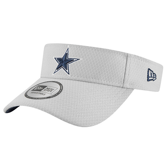 Dallas Cowboys New Era Training Visor