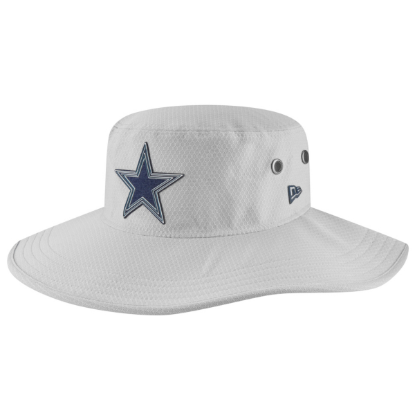 Dallas Cowboys New Era Training Panama Bucket Hat