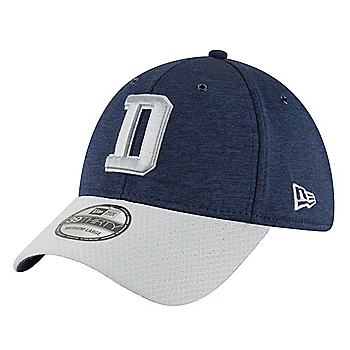 10da16e374f Dallas Cowboys New Era Sideline Home 39Thirty Cap