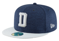 Dallas Cowboys New Era Sideline Home 59Fifty Cap