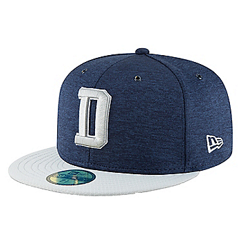 Dallas Cowboys New Era Sideline Home 59Fifty Cap d62eed3f1
