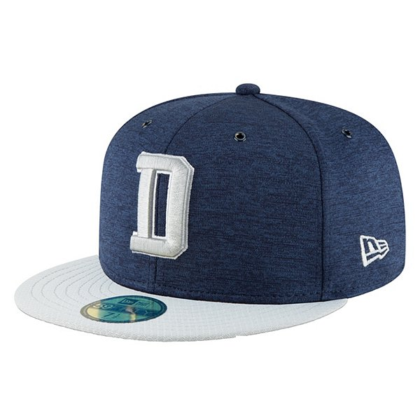 Dallas Cowboys New Era Mens Sideline Home 59Fifty Hat