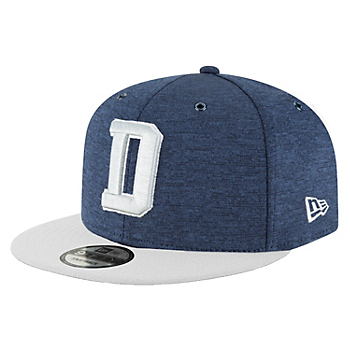Dallas Cowboys New Era Sideline Home 9Fifty Cap