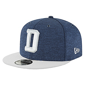 Dallas Cowboys New Era Sideline Home 9Fifty Cap 901149497b3
