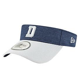 Dallas Cowboys New Era Sideline Home Visor