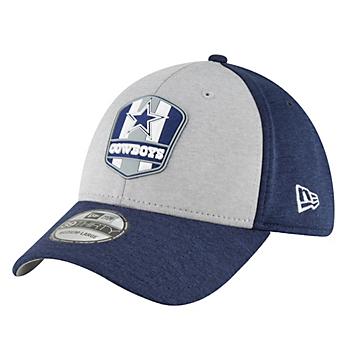 Dallas Cowboys New Era Sideline Road 39Thirty Cap 3a7a24d78