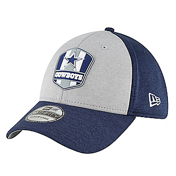 26d00f985a6 Dallas Cowboys New Era Sideline Road 39Thirty Cap
