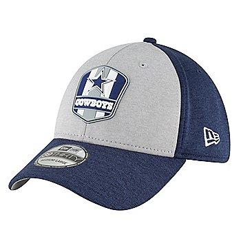 Dallas Cowboys New Era Sideline Road 39Thirty Hat