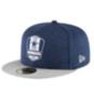 Dallas Cowboys New Era Sideline Road 9Fifty Hat