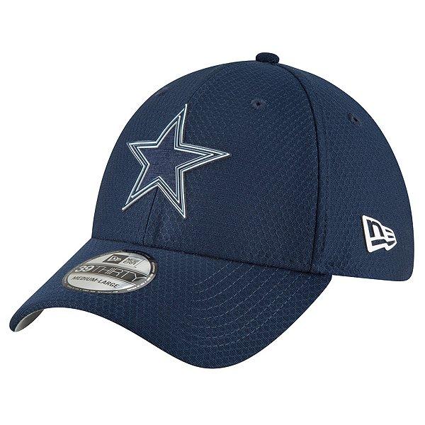 Dallas Cowboys New Era Fashion Training 39Thirty Cap