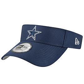 Dallas Cowboys New Era Fashion Training Visor