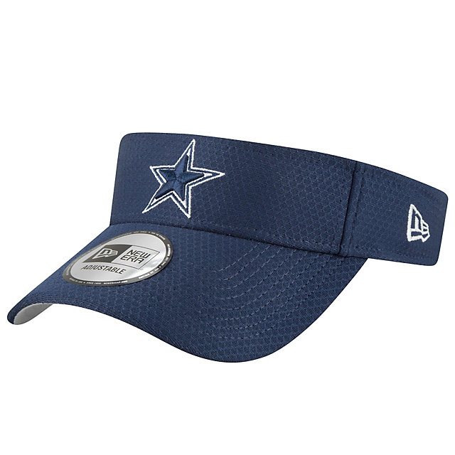 Dallas Cowboys New Era Fashion Training Visor