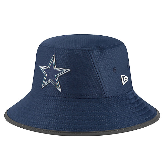 Dallas Cowboys New Era Fashion Training Bucket Hat