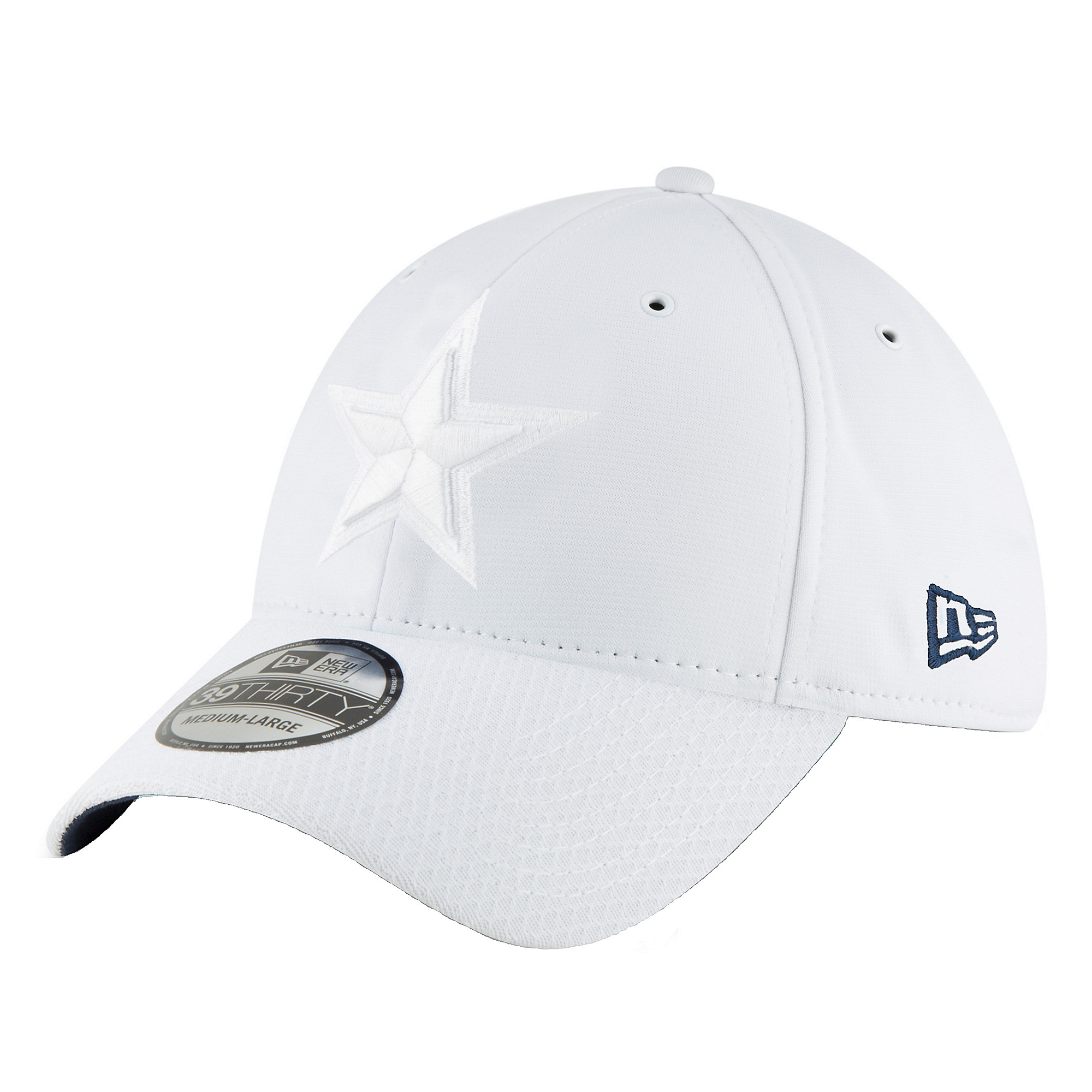 Dallas Cowboys New Era Fashion Sideline Home Color Rush 39Thirty Cap