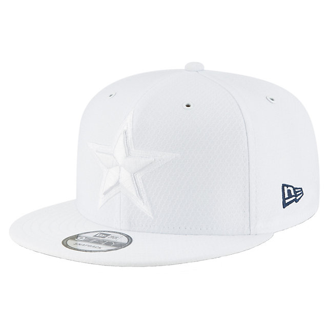 Dallas Cowboys New Era Fashion Sideline Home Color Rush 9Fifty Cap
