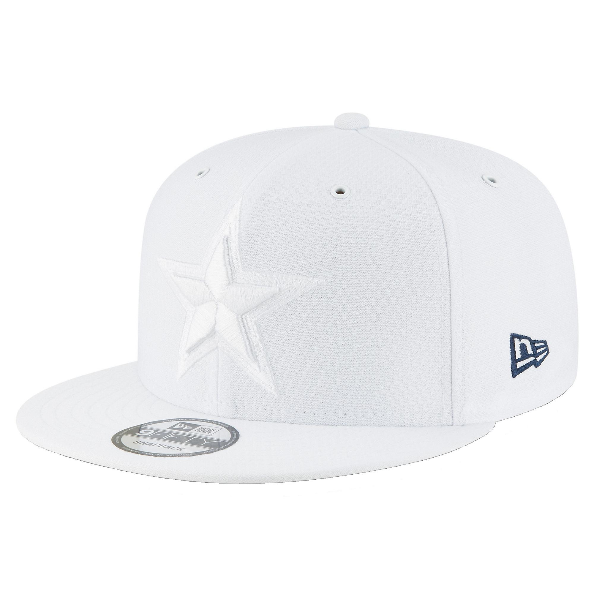ffab1fdaf Dallas Cowboys New Era Fashion Sideline Home Color Rush 9Fifty Cap | Dallas  Cowboys Pro Shop