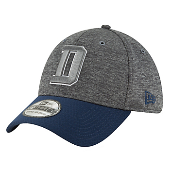 Dallas Cowboys New Era Fashion Sideline Home 39Thirty Cap c17630cf240