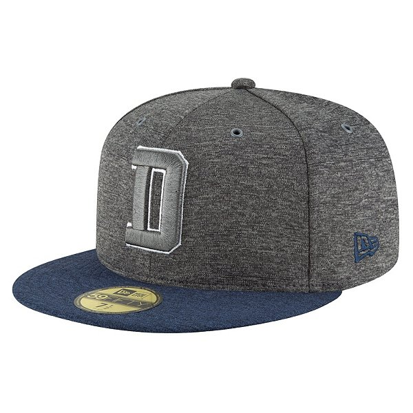 Dallas Cowboys New Era Fashion Sideline Home 59Fifty Cap