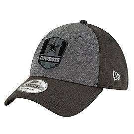 Dallas Cowboys New Era Fashion Sideline Road 39Thirty Cap
